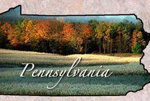 Pennsylvania  / by Beverly Robinson