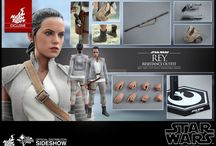 REY HOT TOYS EXCLUSIVE!