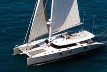 Catamarans for Sale / Find both sailing and power catamarans for sale worldwide.