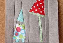 Quilting- paper -piecing / Quilting