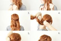 DIY Braid hair