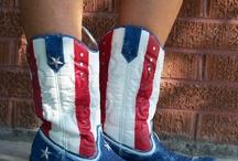 Cowboy Boots / by Morgan Olinger