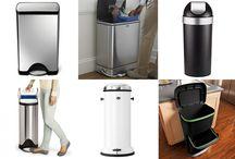 in cucina / Come organizzare gli spazi della cucina: il mobile sottolavello, la dispensa, il mobile ad angolo, il frigorifero, i pensili, i cassetti, l'angolo colazione, ...