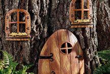 Fairy Gardens / by Elinor Dijon