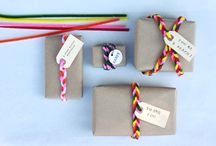 Envoltorios de regalo - Bundles of gift
