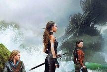 The Shannara Chronicles / Show/Books