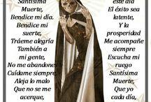 la santa M