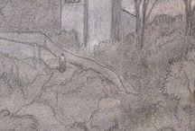 BERTIN François - Détails / +++ MORE DETAILS OF ARTWORKS : https://www.flickr.com/photos/144232185@N03/collections