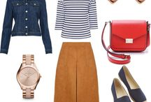 Suede is the new leather!! Hello Spring! / Suede outfit ideas
