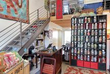 Shopping in Albuquerque / Old Town Albuquerque is loaded with quirky locally owned stores. Here are just a few.