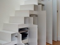 Built in storage solutions