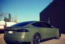 Tesla mods