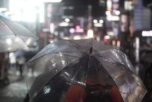 Inspired by Saul Leiter