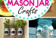 craft ideas for mason jars