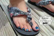 Artes em sandálias e acessórios / Tudo em sandálias e  acessórios