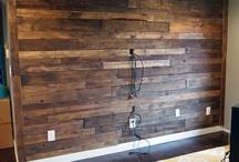 Home, TV wall ideas