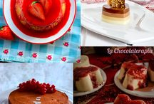 La Chocolaterapia / Recetas con chocolate