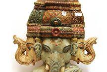 3 Headed Ganesh