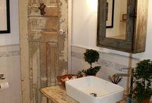 Salles de bains projet 2016
