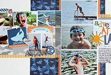 9 or more photo layout