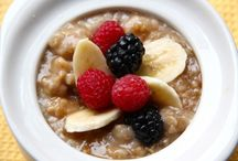 Oat lover / What can I say, I freaking love oats!!
