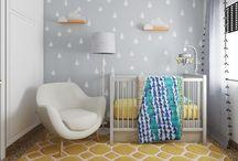 Diseños para Niños / Kids Room
