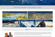 Charter a Yacht in Turkey / Bareboat & Skippered Charter in Turkey
