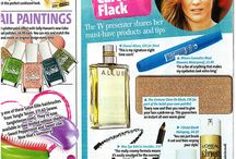 In the Press / Miners Cosmetics have been featured in some of the nations favourite magazines, why dont you take some time out and have a flick through...