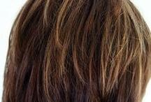 Hair Ideas / by Diane Sharp