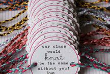 School crafts / Teacher crafts and gifts