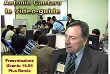 Le videoguide del Prof.AntonioCANTARO