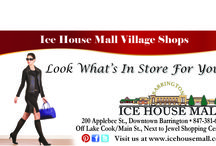 Gifts Ideas / Gift items for you, for him, for her for anyone on your list or any event! You can find the perfect gift at the Ice House Mall & Village Shops!