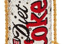 Beading: weave Coca Cola