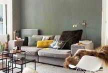 New sofa / stofferen van een oud bankstel