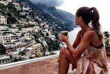 Holiday dream Amalfi road trip