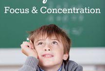 Concentration techniques