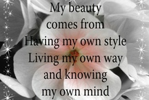 Inspiring Quotes / by Lisa Major-Doyle