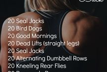 Weird areas to workout