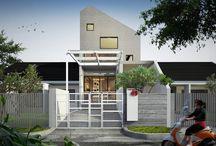 C2 House / Programmatic : Housing Location : Bandung, Indonesia   gubah ruang #gubahruang  www.gubahruang.com
