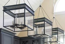 hanglampen boven tafel