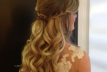 Wedding Hair & Makeup etc / Bridal and bridesmaid hair and makeup etc