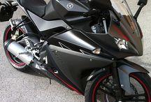 Race motorbike