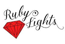 Ruby Lights / Ruby Lights - Perth Australia Candles and Home Decor