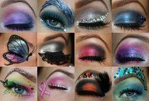 makijaż na oczy
