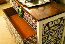 Stencils Furniture
