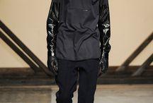 Fashion isomorphism Men's Fall/Winter 2014