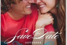 Save the Date inspirations