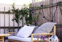 cosy outdoor living spaces