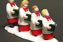 D56 Wish List / Snow Village pieces from Dept 56 that we'd like to add to our collection / by Rosalie Donlon