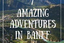 Banff Alberta Travel Ideas